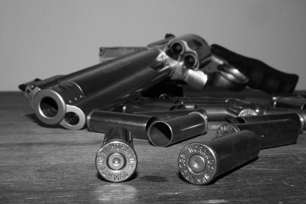 Bruciore di pallottole