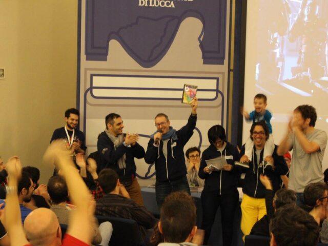 Dreamwalkers Presentato a Lucca Comics & Games 2016