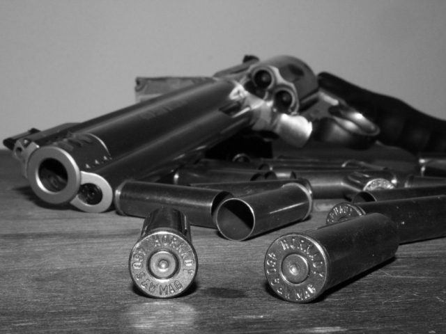 SOGNO: Bruciore di Pallottole